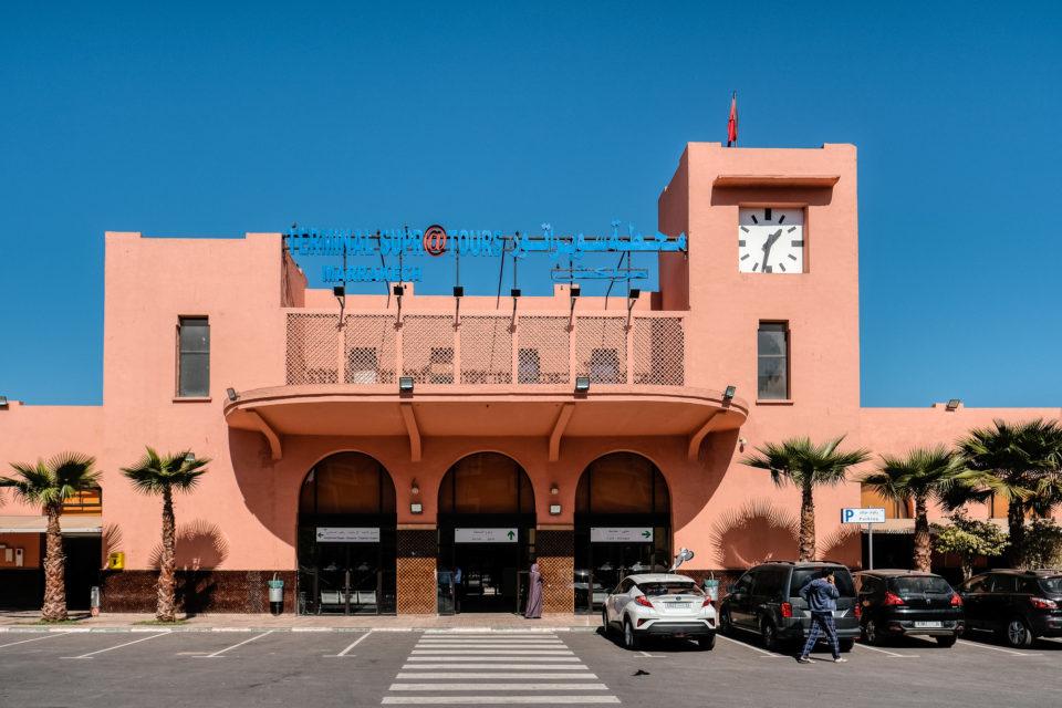 Auf dem Weg nach Agadir