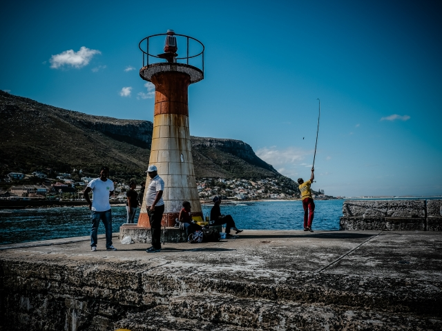 Kalk Bay Lighthouse