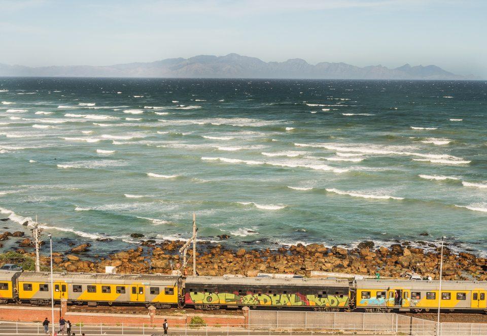 Whole Train Muizenberg
